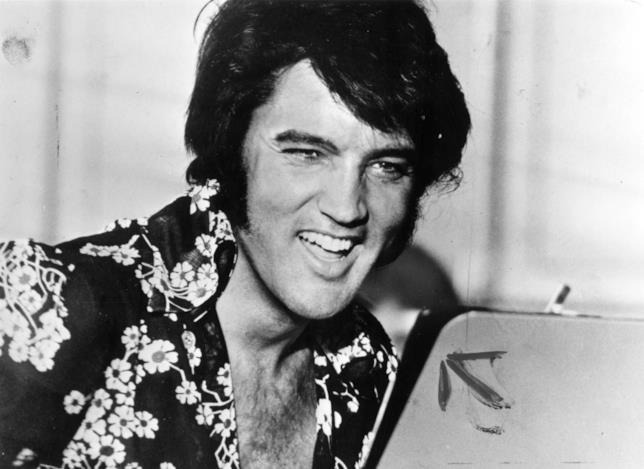 Il Re del Rock'n'Roll Elvis Presley