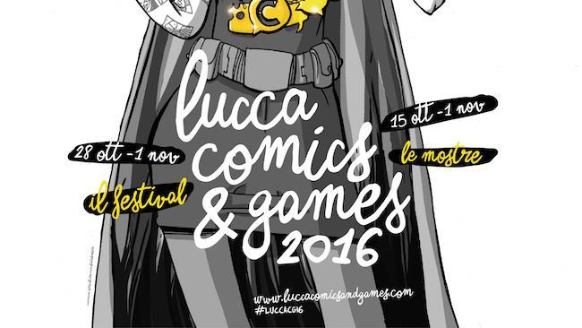 I giorni in cui si svolgerà Lucca Comics & Games 2016