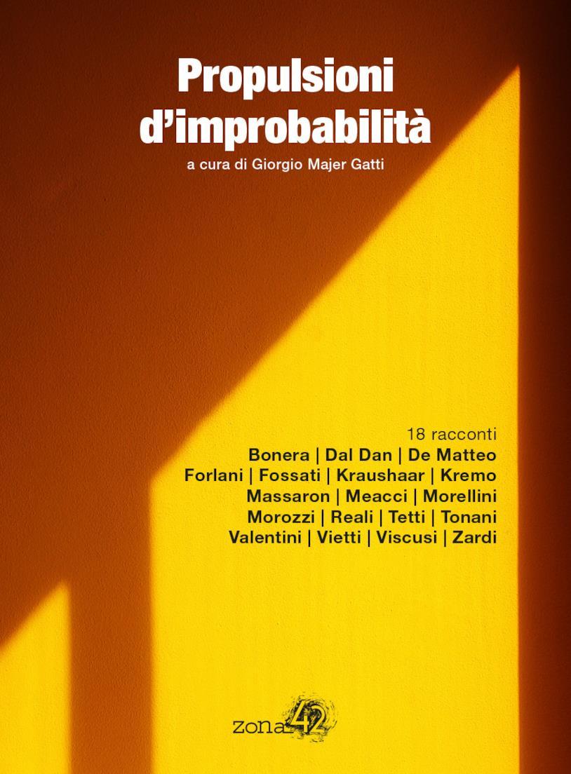 La copertina italiana di Propulsioni d'improbabilità