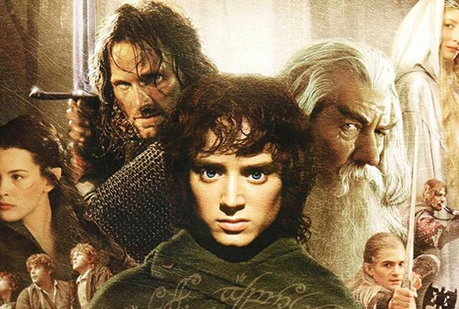 Il poster de Il Signore de gli Anelli - La Compagnia dell'Anello