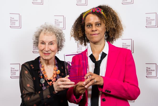 Margaret Atwood e Bernardine Evaristo