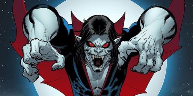 Morbius, l'anti-eroe Marvel