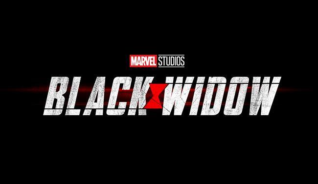 Logo del film Black Widow