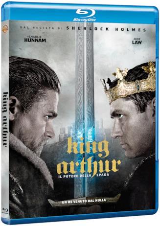 King Arthur – Il potere della spada in edizione Blu-ray
