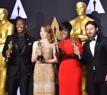 Oscar 2017: i migliori attori