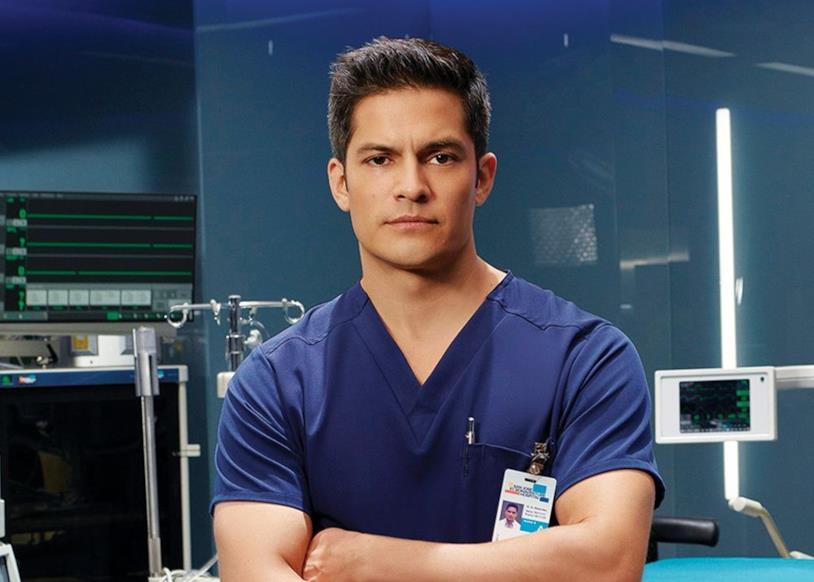 Un'immagine di Nicholas Gonzalez in The Good Doctor