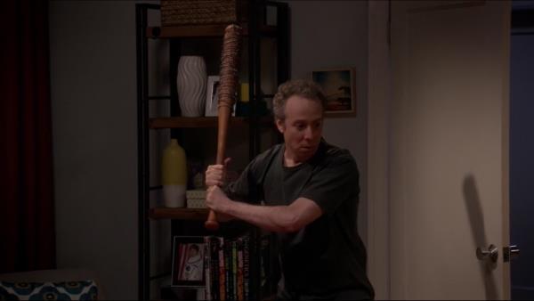The Big Bang Theory omaggia The Walking Dead in una scena con Stuart