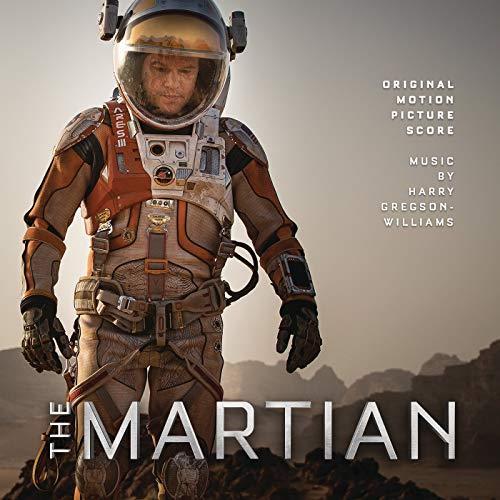 La copertina della colonna sonora di Sopravvissuto - The Martian