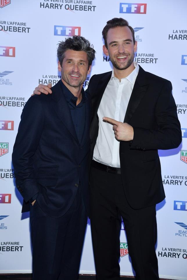 Patrick Dempsey e Joel Dicker