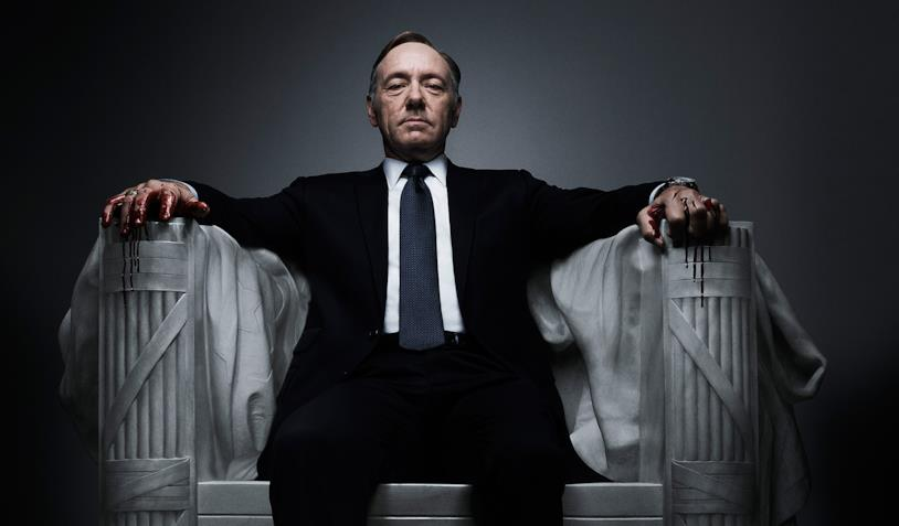 House of Cards: Frank Underwood