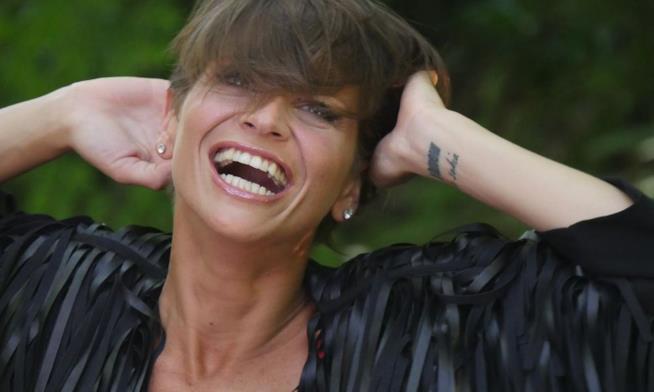 Alessandra Amoroso vive a colori!