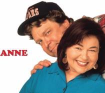 John Goodma e Roseanne Barr di Pappa e Ciccia