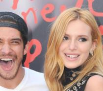 Tyler Posey insieme a Bella Thorne
