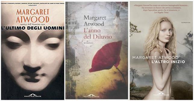I libri di Margaret Atwood
