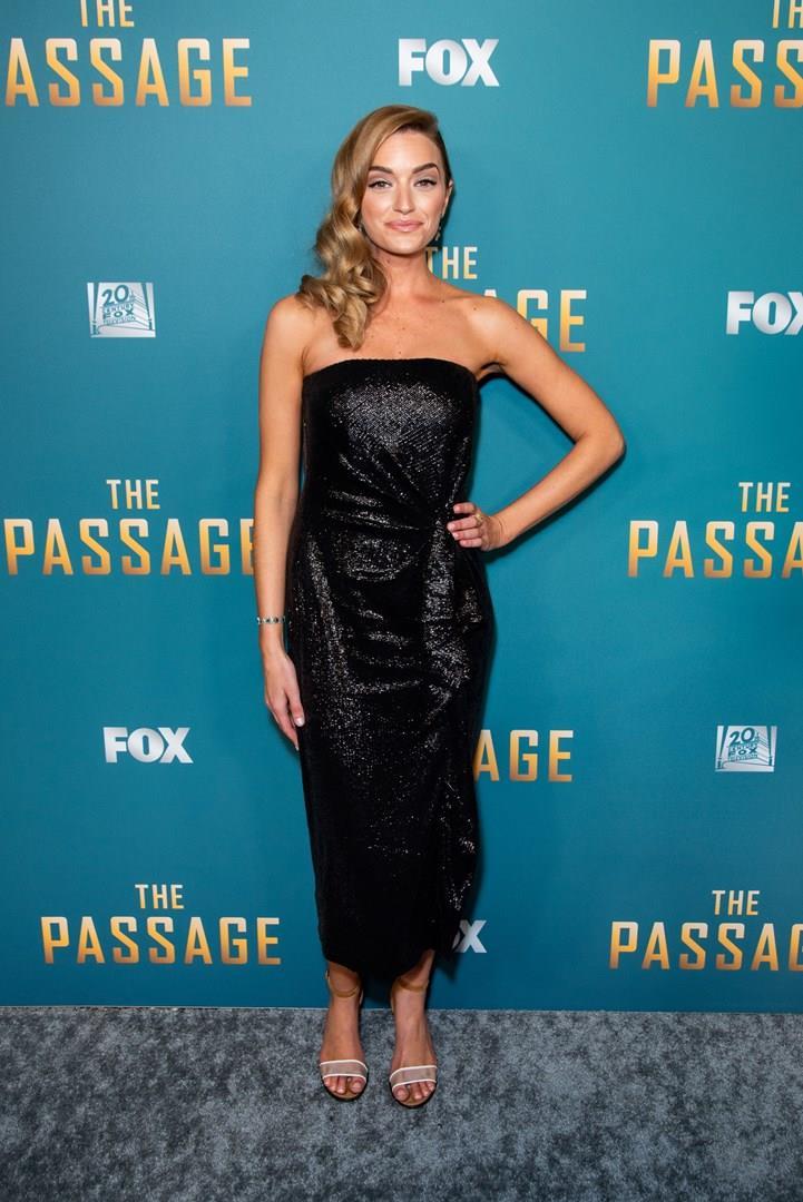 The Passage: Brianne Howey