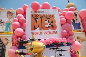 Despicable Me 3 / Cattivissimo Me 3: la première di Los Angeles