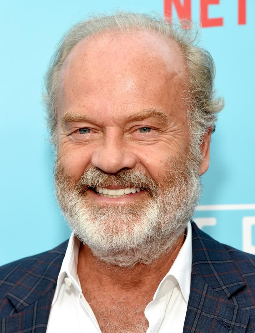 L'attore Kelsey Grammer