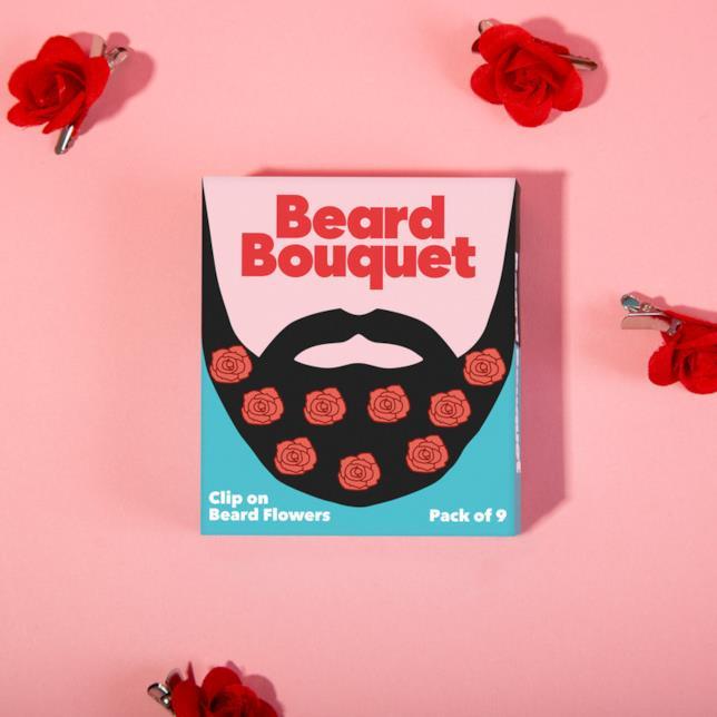decorazioni per barba San Valentino