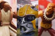 Lucca Comics & Games 2018: le novità dal mondo delle action figure Hasbro