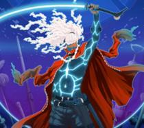 Il protagonista di Furi - The Game