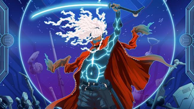 Il protagonista di Furi - The Game