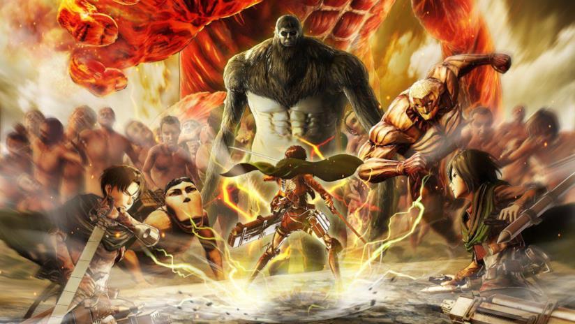 AOT 2 Final Battle videogioco