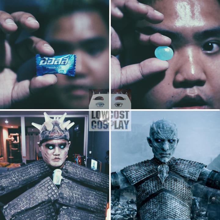 Low cost Cosplay: Il Re della Notte di Game of Thrones