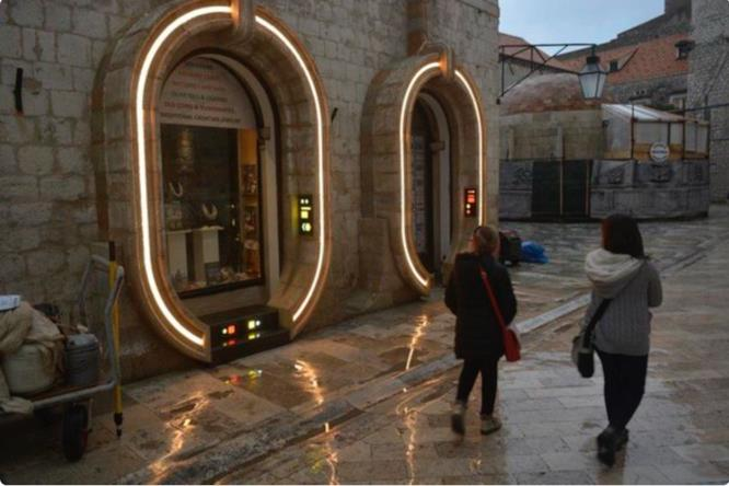 Star Wars 8, Dubrovnik cambia fisionomia