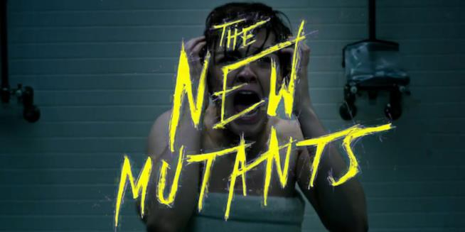 Maisie Williams urla tutto il suo terrore in una sequenza del trailer di New Mutants