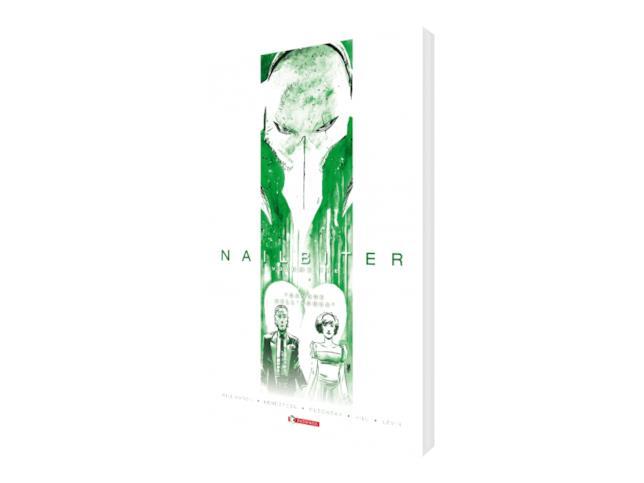 Nailbiter: Scorrerà il Sangue, la copertina del volume edito da SaldaPress