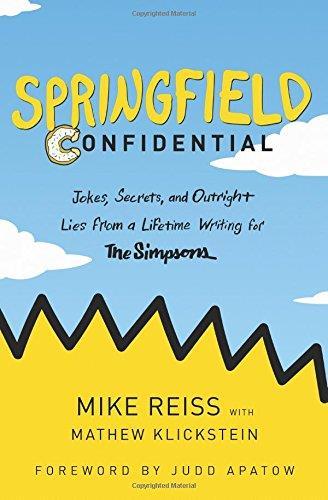 Il libro scritto da un addetto dei lavori dei Simpson e dedicato ai fan