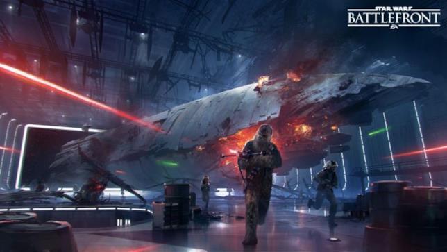 Chewbacca sarà uno dei personaggi principali di Star Wars Battlefront: Death Star