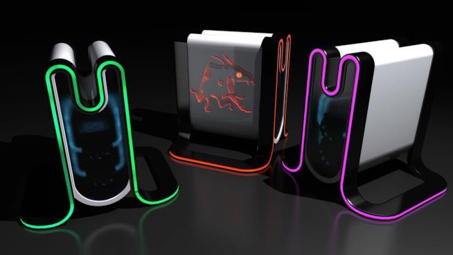 Concept della possibile console Mad Box