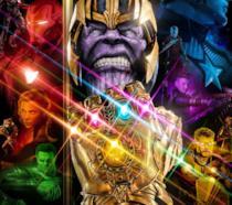 Poster di Avengers: Endgame di John Aslarona
