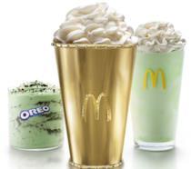 McDonald's e il milkshake da 90mila dollari, con vero oro, diamanti e smeraldi