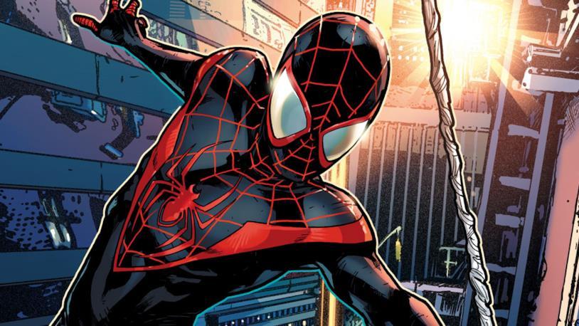 Miles Morales è Spider-Man