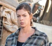 Anne in The Walking Dead