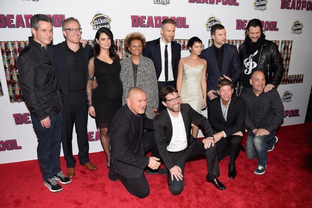 Simon Kinberg e Deadpool