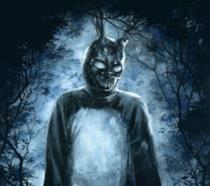 In foto Frank the Bunny da Donnie Darko