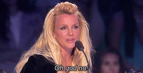 Britney Spears a X Factor USA