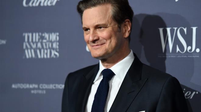 Il sorriso affascinante di Colin Firth