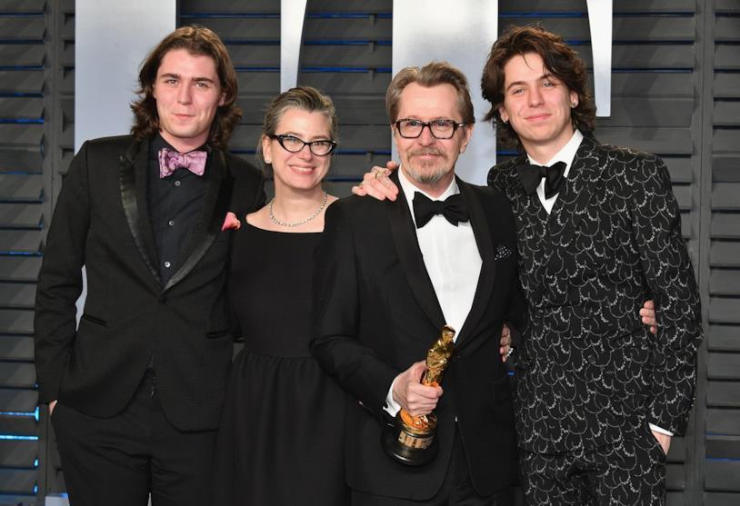Gary Oldman agli Oscar 2018