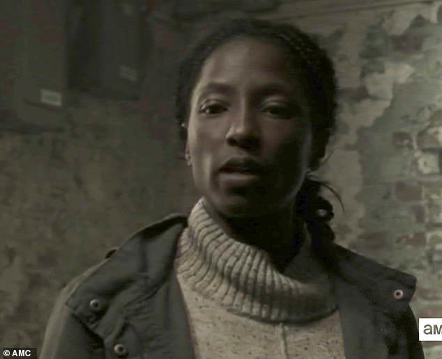 The Walking Dead: Jocelyn nell'episodio 9x14