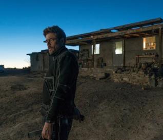 Benicio del Toro in una scena del film