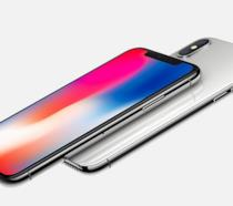 Immagine stampa di iPhone X