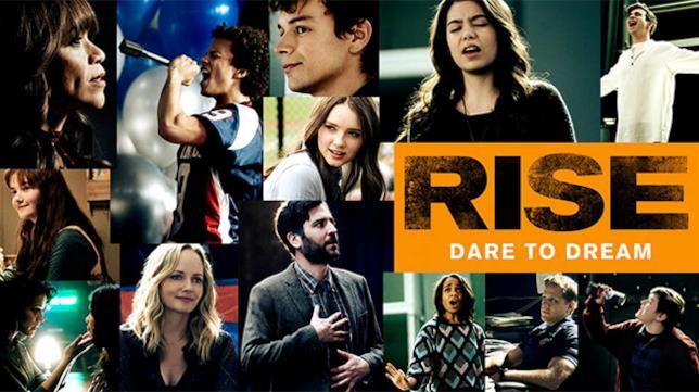 Serie TV Rise di NBC