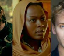Sean Harris, Yetide Badaki e Bruce Langley sono nel cast di American Gods