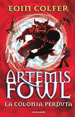 Il quinto romanzo di Artemis Fowl