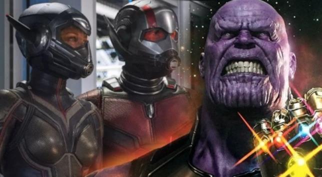 Rimpicciolirsi basterà per sfuggire a Thanos?