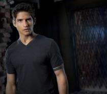Tyler Posey nei panni di Scott McCall in una immagine di Teen Wolf 5
